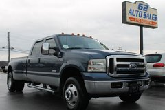 "2005 Ford F-350 Lariat Crew Cab 4X4 Dually ""Diesel"" #10725 in Bowling Green, Kentucky"