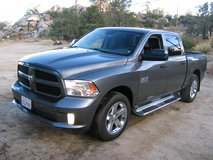 2013 Ram 1500 Quad Cab Pickup- 5.7 Hemi motor, 20 inch wheels, more in 29 Palms, California