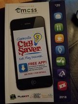 city saver book in Fort Campbell, Kentucky