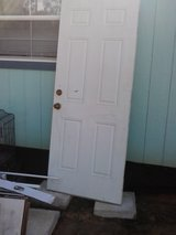 Aluminium Door  outside or inside  with knob in DeRidder, Louisiana