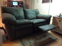 Coach/Love Seat/End Tables/Lamps in Quantico, Virginia