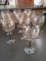 Iridescent Wine Glasses in Fort Campbell, Kentucky