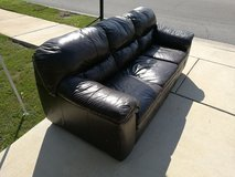 Leather Couch set in San Antonio, Texas