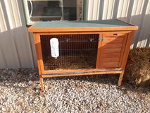 Huge Rabbit Hutch, think DUPLEX, with water bottle and feeder in Fort Leonard Wood, Missouri