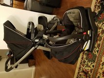 Graco modes stroller/carseat combo in Travis AFB, California