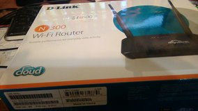 Router Wireless D- Link N300 Wi-Fi in Dickson, Tennessee