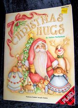 "DYI Ornaments! ""Christmas Hugs"" Tole Painting Book, Vintage 1993, Nice! in Alamogordo, New Mexico"