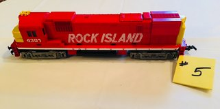 Vintage HO-Scale Locomotive Lot #5 in Lockport, Illinois