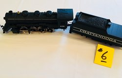 Vintage HO-Scale Train Engine Lot #6 in Wheaton, Illinois