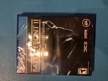 Star Wars Battlefront 2 Elite Trooper Deluxe Edition PS4 NEW in Orland Park, Illinois