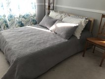 Ikea full bed (mattress included) in Orland Park, Illinois