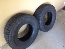 31x10.5x15 AT Tires (only 2) in Fairfield, California