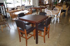 Tall Table & 4 Chairs in Fort Lewis, Washington