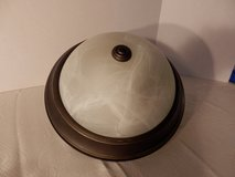 "13"" Rubbed Bronze Ceiling Fixture in Aurora, Illinois"