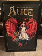 """America McGee's Alice - Framed Wall Art  24"""" x 36"""" in Glendale Heights, Illinois"""