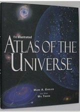 The Illustrated Atlas of the Universe (hardcover) in Kingwood, Texas