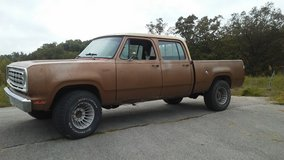1975 Dodge Cummins Crew Cab Pickup in Fort Leonard Wood, Missouri