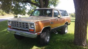 1985 Dodge Ramcharger Prospector in Fort Leonard Wood, Missouri