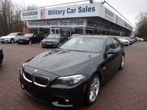 2014 BMW 535d M-Sport, EU Warranty Included, US SPECS in Ramstein, Germany