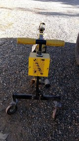 SASE Spyder Stand up Grinder in Ruidoso, New Mexico