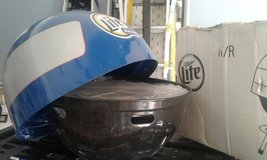 MEN CHECK THIS OUT! OUTDOOR Miller Lite Racing Grill in Batavia, Illinois