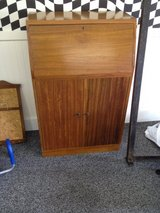 Teak Drop Leaf Desk in Warner Robins, Georgia