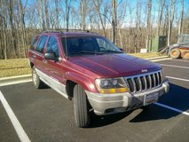 Jeep Grand Cherokee Laredo 4WD, 1999 in Bolling AFB, DC