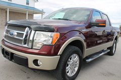 2010 Ford F150 Lariat Crew Cab 4X4 #10717 in Fort Knox, Kentucky