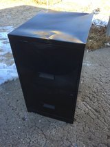 Filing cabinet in Fort Riley, Kansas