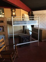Full Size Loft Bed With Mattress in Fort Polk, Louisiana