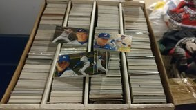 Baseball cards over 1000 cards in Fort Belvoir, Virginia