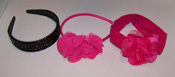 Girl's Headbands, Lot of 3 in Alamogordo, New Mexico