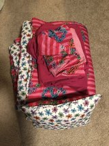 Pink Bedding Set with Pillow in Fort Leonard Wood, Missouri