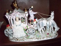 Porcelain Coach ,Manufactorer Gerold, W Germany in Ramstein, Germany