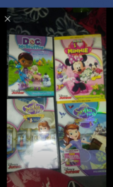 Disney Dvds in Macon, Georgia