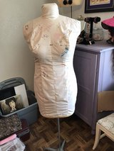 Full size dress form with stand in Fairfield, California