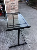 Glass Top Desk in Fort Campbell, Kentucky