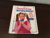 Disney Family Fun Boredom Busters Book - Full of Fun Ideas in Lockport, Illinois