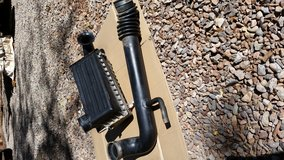 Jeep air intake w/ k&n filter in Alamogordo, New Mexico