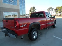 2003 Chevy LS 2500HD 4X4 loaded in The Woodlands, Texas