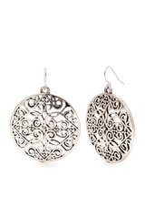 ***BRAND NEW***Round Large Filligree Drop Earrings*** in Houston, Texas