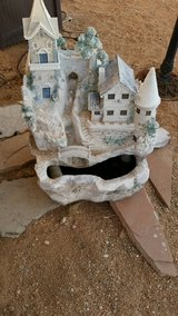 Castle Fountain in Yucca Valley, California