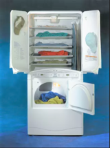 Maytag Neptune 7.0 cu. ft. Gas Drying Center with Upper Drying Cabinet in Camp Pendleton, California