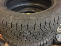 Tires - Hanook Dyapro ATM 275/55/20 in Chicago, Illinois