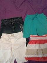Size 10/12 bottoms, brands, Dustin's, Gap kids, old navy. in Okinawa, Japan