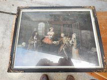 Vintage Print and Frame in Conroe, Texas
