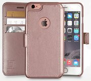 Rose gold wallet case for iPhone 6 Plus/6S Plus. in Wiesbaden, GE