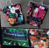 CHRISTMAS LEGGINGS x4, ALL NEW, NEVER WORN in Lakenheath, UK
