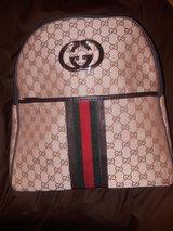 brand new Gucci backpack in Nellis AFB, Nevada