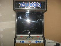 zaxxon vintage arcade machine in Alamogordo, New Mexico